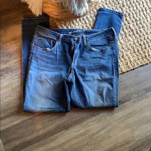 Universal thread jeans